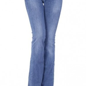 DIESEL-Jean-Femme-LOUVELY-8RV-Slim-Bootcut-Stretch-0