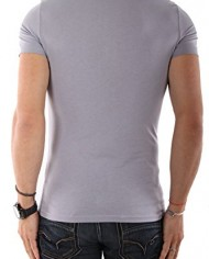 Diesel-HOMME-Tee-Shirts-Manches-Courtes-RAYE-ARGENTE-GRIS-CL-0-0