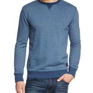Lee-Sweat-shirt-Uni-Manches-longues-Homme-0