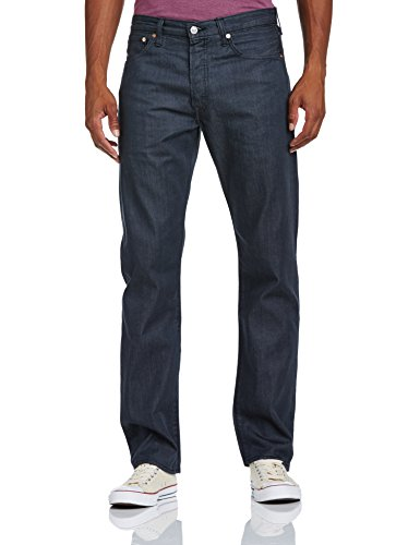 Levis-501-Original-Fit-Jeans-Droit-Homme-0