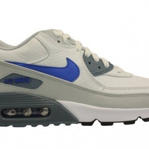 Nike-Air-Max-90-Leather-Running-Entrainement-Homme-0-1