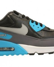 Nike-Air-Max-90-Leather-Sneakers-Basses-Homme-0