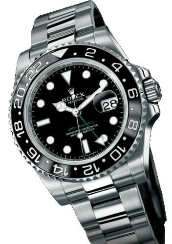 Rolex-116710LN-Montre-pour-homme-Oyster-Perpetual-GMT-Master-II-0