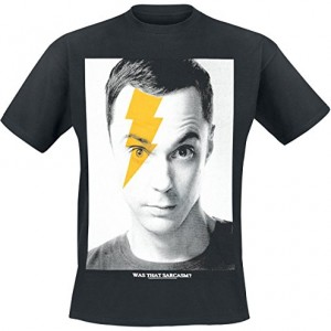 The-Big-Bang-Theory-Sheldon-Bolt-T-shirt-noir-0